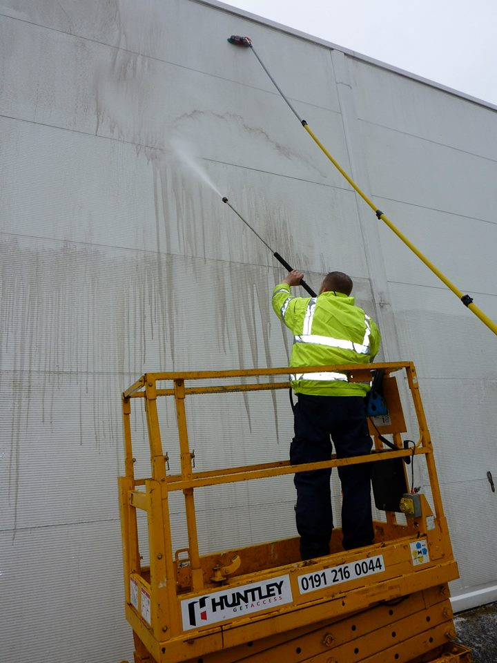 Cladding Soffit And Fascia Cleaning